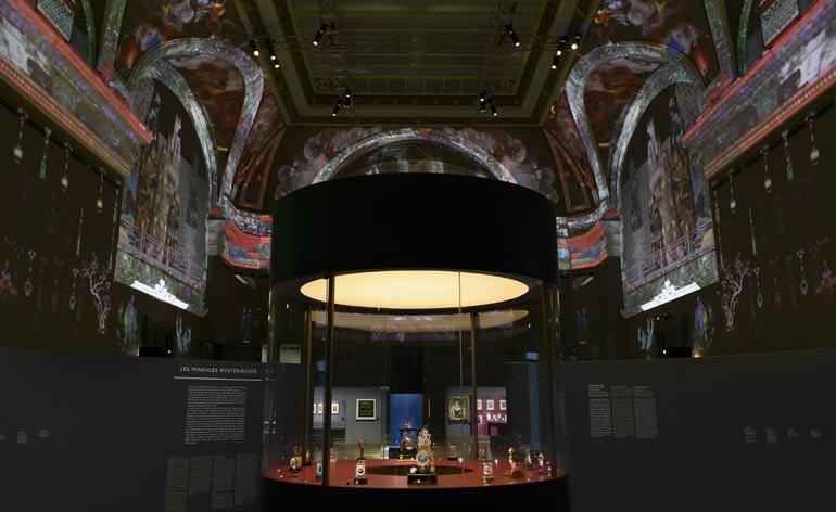 Cartier paris grand palais exhibition press porter for Salon d honneur grand palais