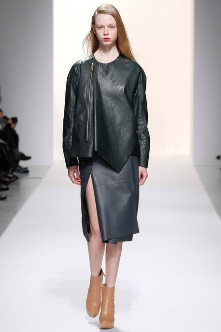 GRAPHIK CHALAYAN FALL 2014 RTW